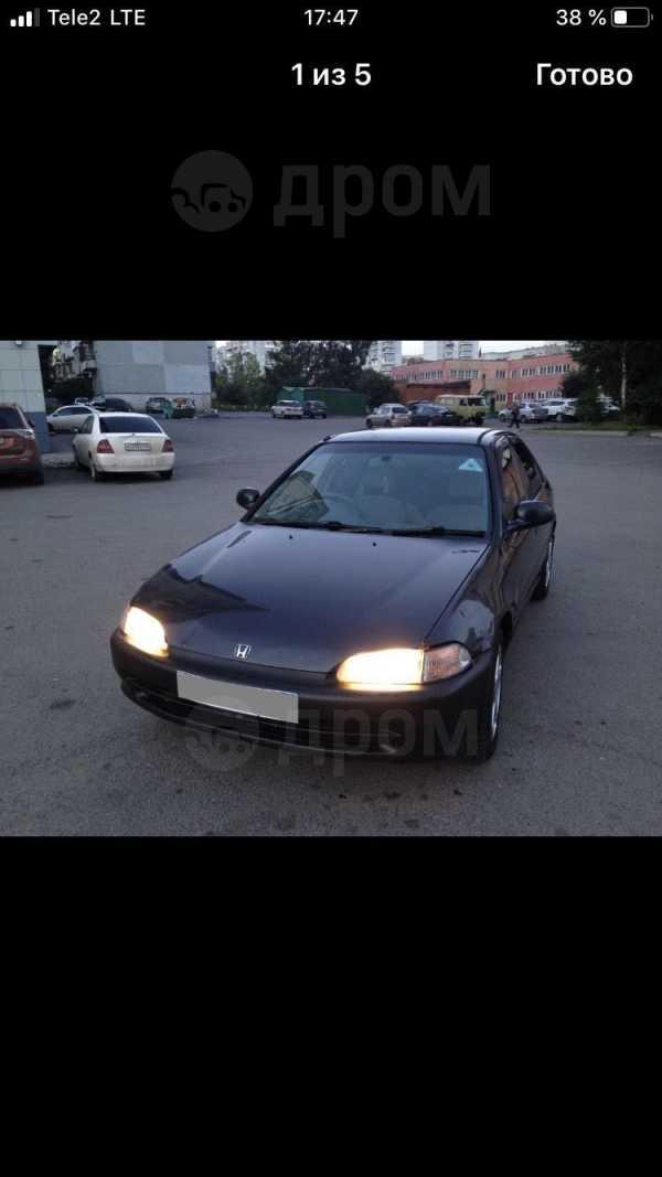 Honda Civic Ferio, 1993 год, 75 000 руб.
