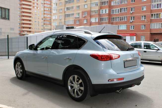 Infiniti EX25, 2011 год, 1 050 000 руб.