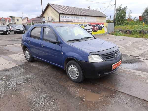 Renault Logan, 2007 год, 156 000 руб.