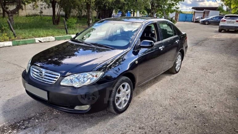 BYD F3, 2012 год, 210 000 руб.