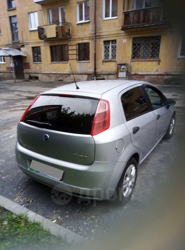 Fiat Punto, 2006 год, 145 000 руб.