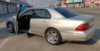 Ростов-на-Дону LS430 2001