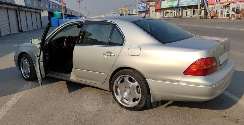 Lexus LS430, 2001 год, 450 000 руб.