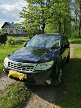 Брянск Forester 2012