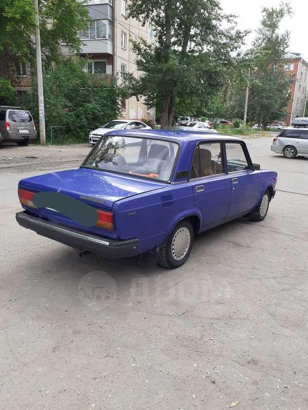Лада 2107, 2001 год, 39 000 руб.