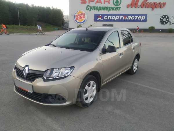 Renault Logan, 2015 год, 411 000 руб.