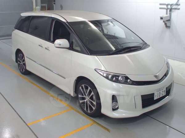 Toyota Estima, 2016 год, 1 635 000 руб.