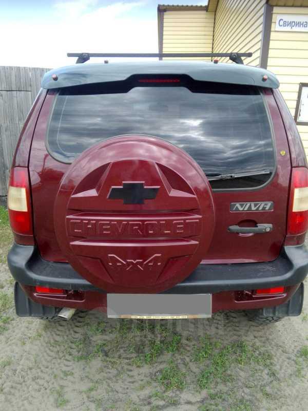 Chevrolet Niva, 2004 год, 270 000 руб.