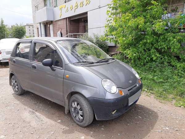 Daewoo Matiz, 2012 год, 115 000 руб.