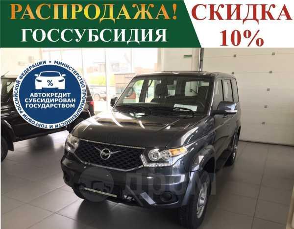 УАЗ Патриот, 2019 год, 1 016 790 руб.