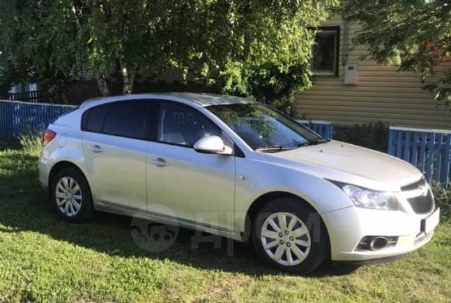 Chevrolet Cruze, 2012 год, 390 000 руб.