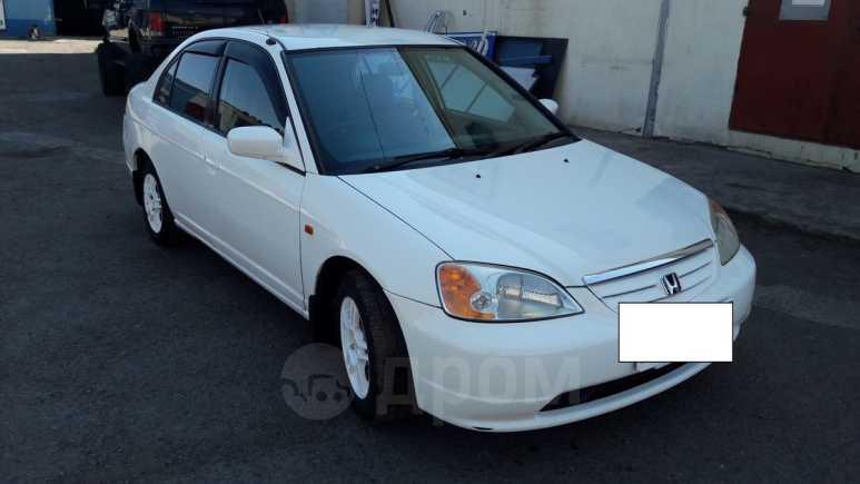 Honda Civic Ferio, 2001 год, 249 000 руб.