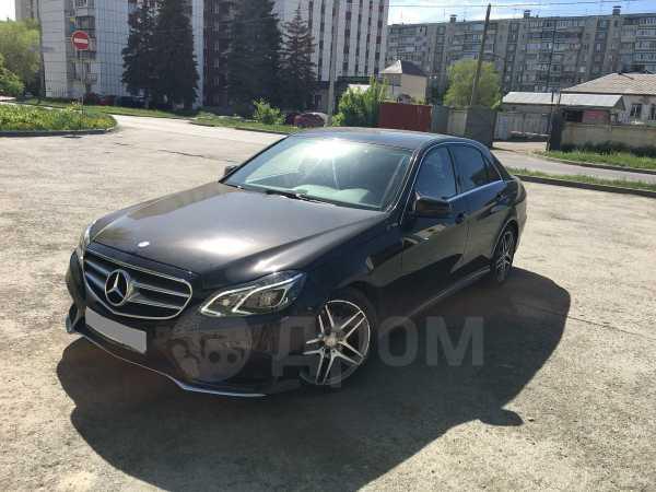 Mercedes-Benz E-Class, 2013 год, 1 250 000 руб.
