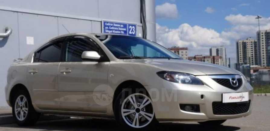 Mazda Mazda3, 2008 год, 305 000 руб.