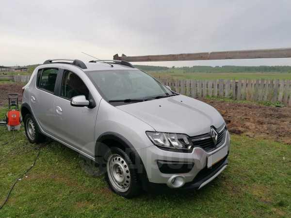 Renault Sandero Stepway, 2017 год, 610 000 руб.