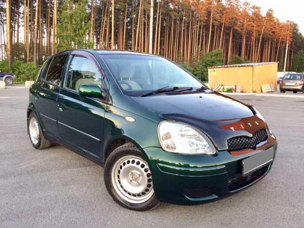 Toyota Vitz, 2003 год, 187 000 руб.