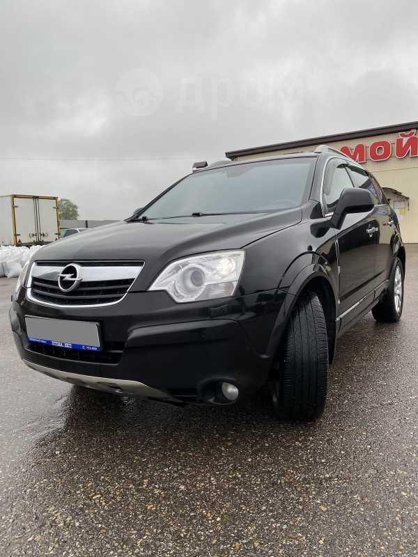 Opel Antara, 2008 год, 575 000 руб.