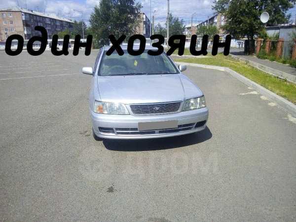 Nissan Bluebird, 2000 год, 207 000 руб.