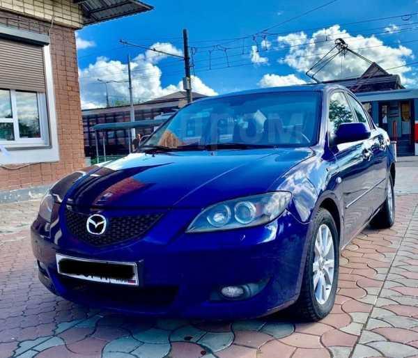 Mazda Mazda3, 2005 год, 257 000 руб.