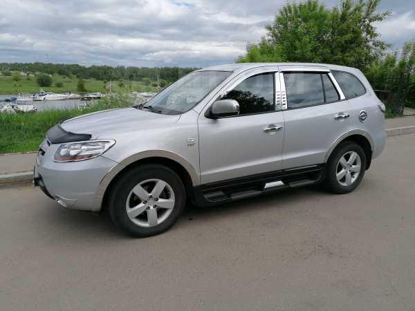 Hyundai Santa Fe, 2007 год, 660 000 руб.