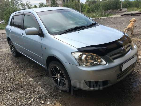 Toyota Allex, 2006 год, 445 000 руб.