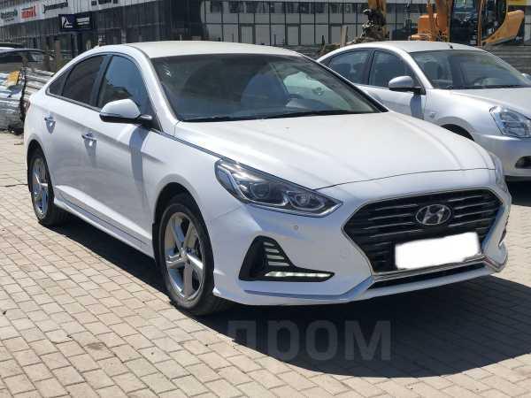 Hyundai Sonata, 2017 год, 1 199 000 руб.