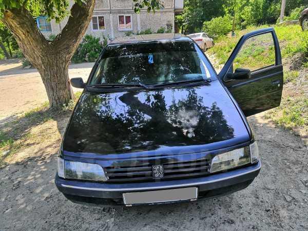 Peugeot 405, 1992 год, 115 000 руб.