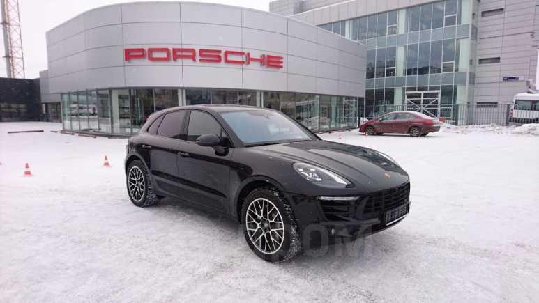 Porsche Macan, 2016 год, 3 500 000 руб.