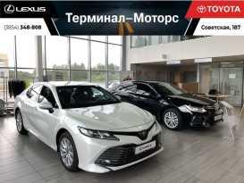 Бийск Toyota Camry 2020