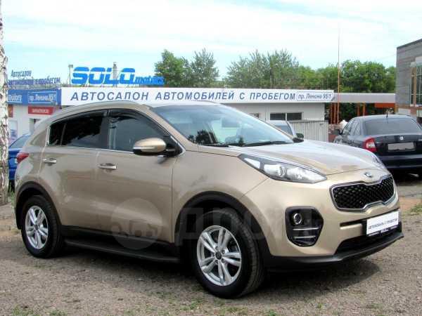 Kia Sportage, 2017 год, 1 249 900 руб.