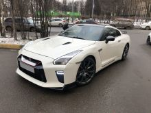 Москва GT-R 2012