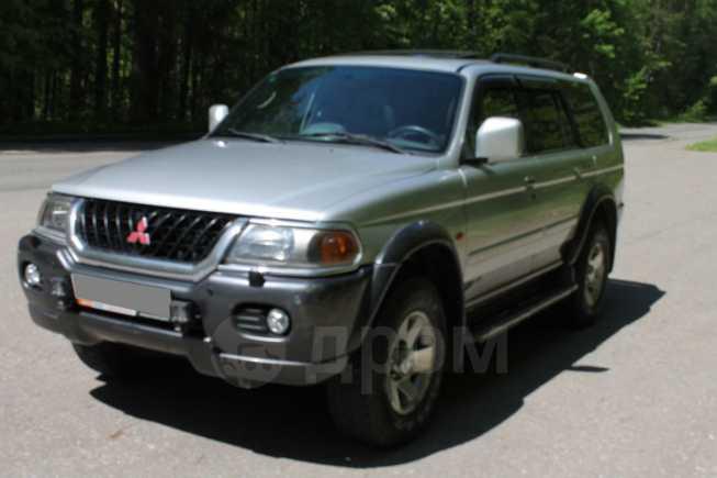 Mitsubishi Pajero Sport, 2003 год, 450 000 руб.