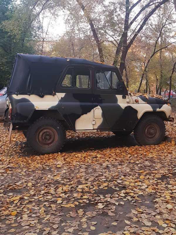 УАЗ 3151, 1986 год, 100 000 руб.