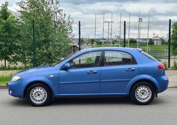 Chevrolet Lacetti, 2008 год, 263 000 руб.