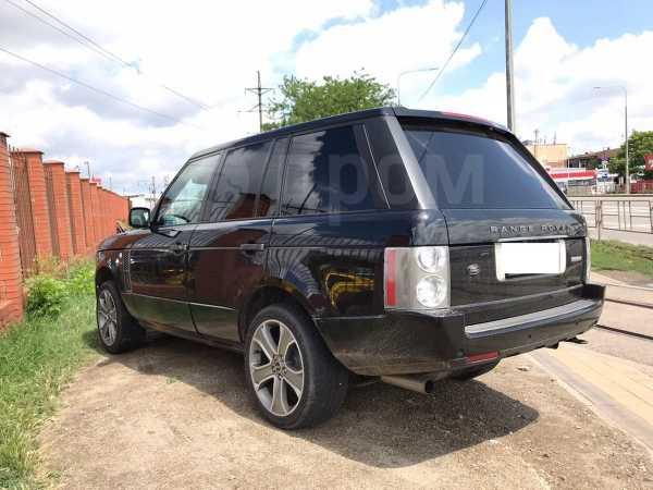Land Rover Range Rover, 2008 год, 499 000 руб.