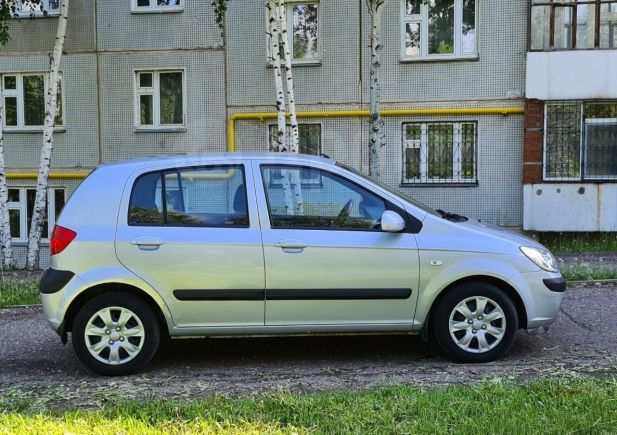 Hyundai Getz, 2008 год, 335 000 руб.
