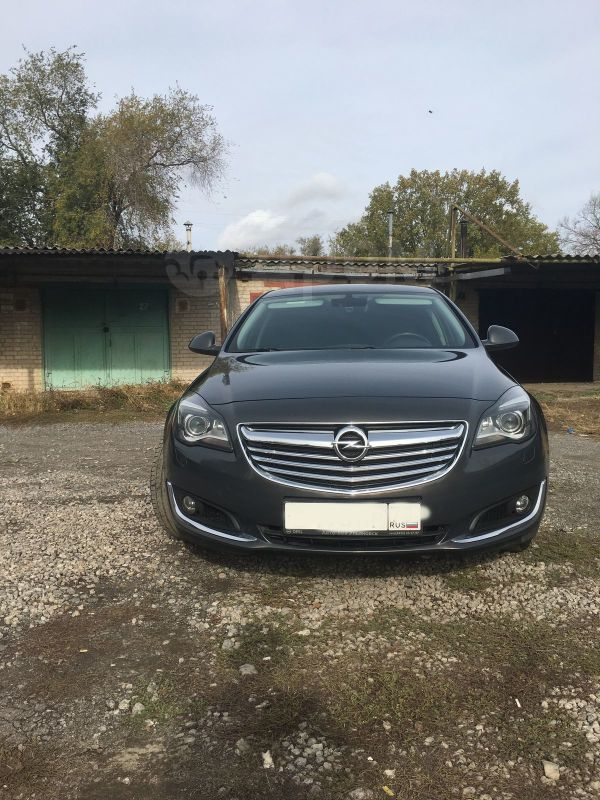 Opel Insignia, 2014 год, 850 000 руб.