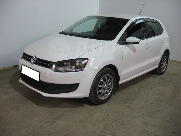 Volkswagen Polo, 2011 год, 378 000 руб.