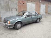 Томск Ascona 1985