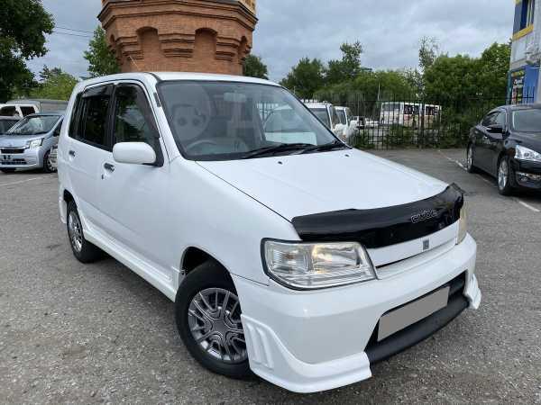 Nissan Cube, 2001 год, 109 000 руб.