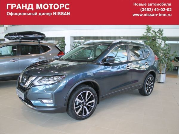 Nissan X-Trail, 2020 год, 2 369 000 руб.