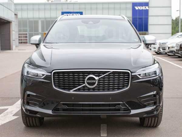 Volvo XC60, 2020 год, 3 986 000 руб.