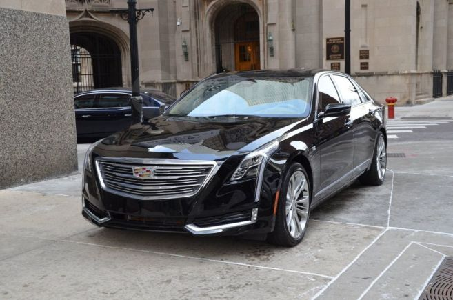 Cadillac CT6, 2017 год, 3 000 000 руб.
