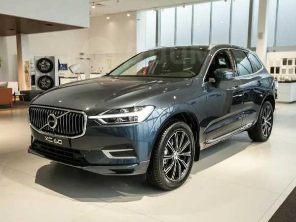 Volvo XC60, 2020 год, 4 074 000 руб.