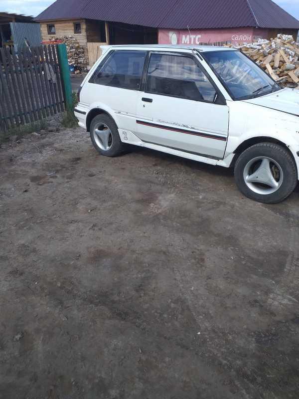 Toyota Starlet, 1987 год, 30 000 руб.
