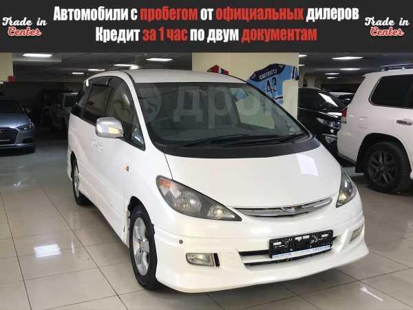 Toyota Estima, 2002 год, 635 000 руб.