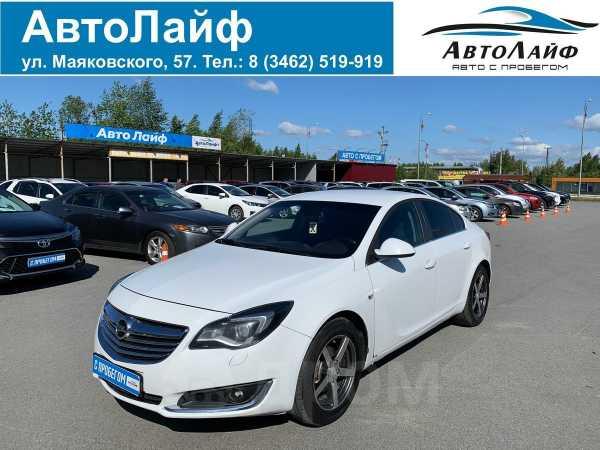 Opel Insignia, 2014 год, 549 000 руб.