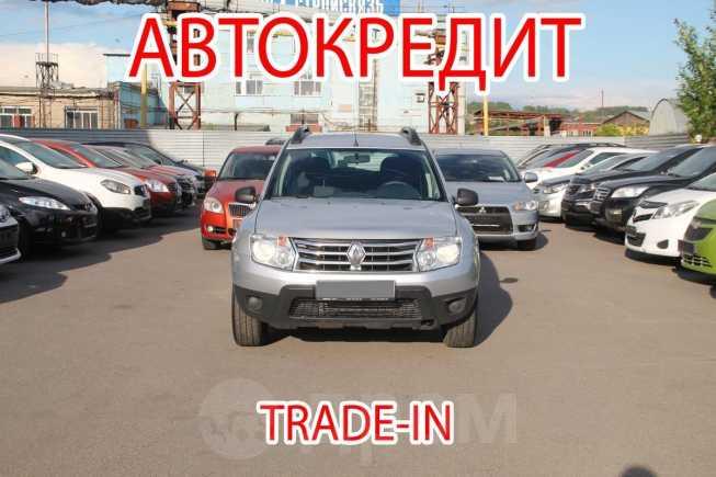Renault Duster, 2014 год, 625 000 руб.