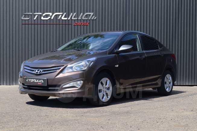 Hyundai Solaris, 2015 год, 533 000 руб.