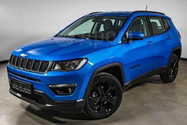Jeep Compass, 2018 год, 2 529 000 руб.